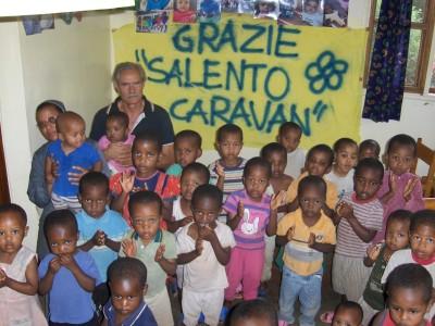 Salentocaravan per la Tanzania