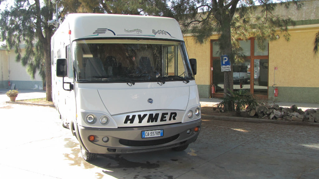 Hymer B-Klasse 644
