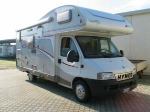 Hymer camp classic 524