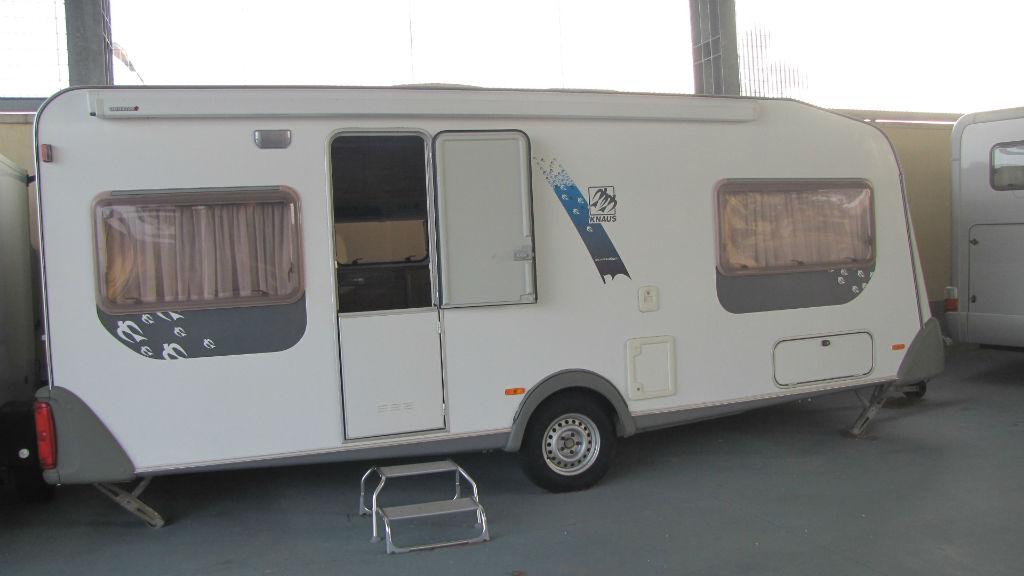 Caravan Knaus Eurostar 550TL