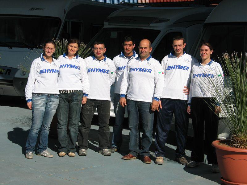 Staff SalentoCaravan